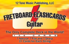 Guitar Flashcard Cover