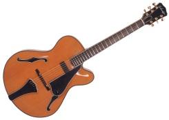 Mike Overly Custom Guitar by Ed Schaeffer