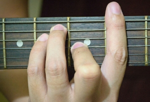 Barre Guitar Chord