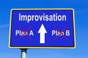 Improv Sign