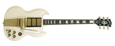 Les Paul SG Custom