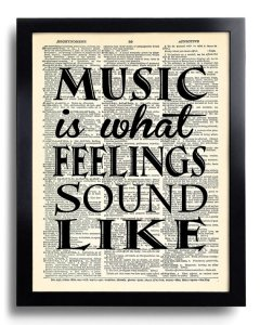 Music is Feeling