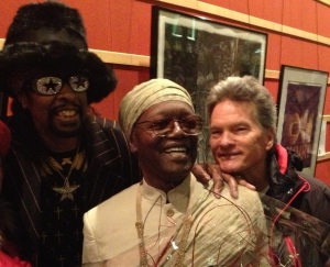 Bootsy, Marshall and Me