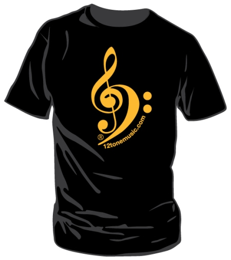 12 Tone T-Shirt