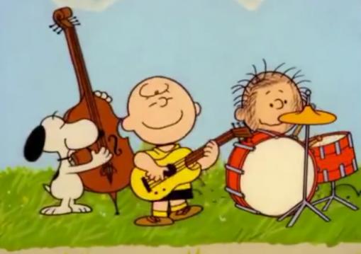 peanuts sing