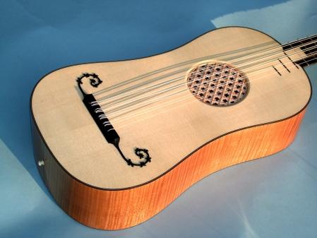 9 string guitar